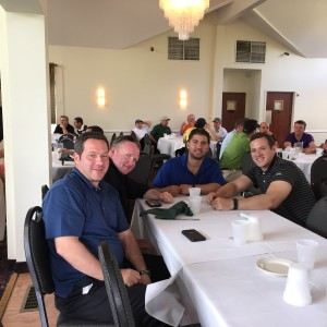 MRZ Golf Outing Group Photo